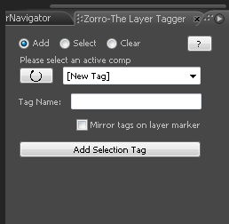 レイヤー管理をスマートにする「Zorro-The Layer Tagger」
