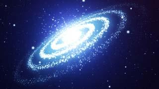Particularで作る手軽な宇宙