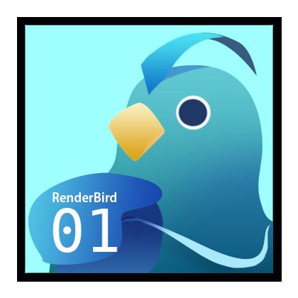 ファイルを収集するスクリプト「Renderbird」v0.1