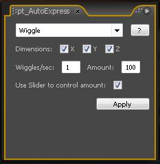 wiggle、smooth、loopをパネルで操作出来るスクリプト