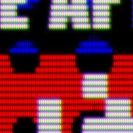 LCD風エフェクト&プリセット
