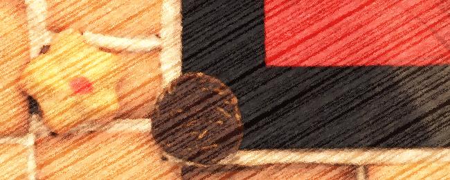 色鉛筆風エフェクトスクリプト&スケッチ風プリセット