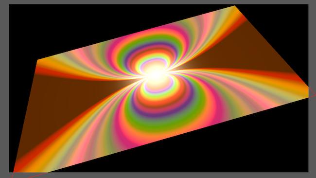 PixelBenderを使って構造色を表現