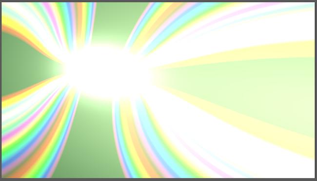 PixelBenderによる構想色
