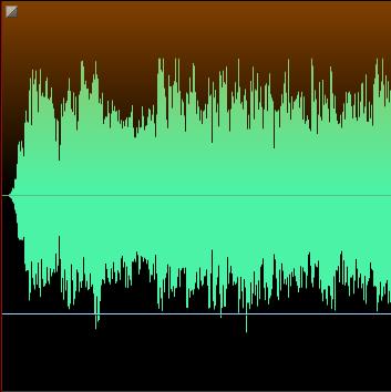 音のデータとAfter Effects その1