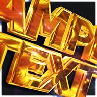 【Element 3D V2】ヌラヌラした金を作るときのメモ