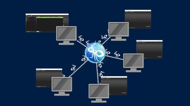 社内のネットワークレンダリングを簡単構築!RIoT Ants販売開始します!